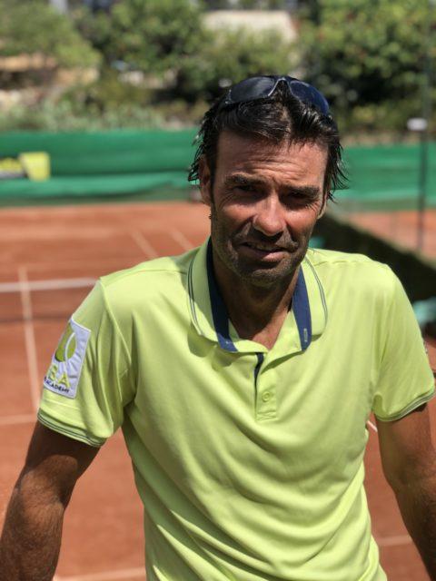Jordi Burillo MBA Tenis Academy