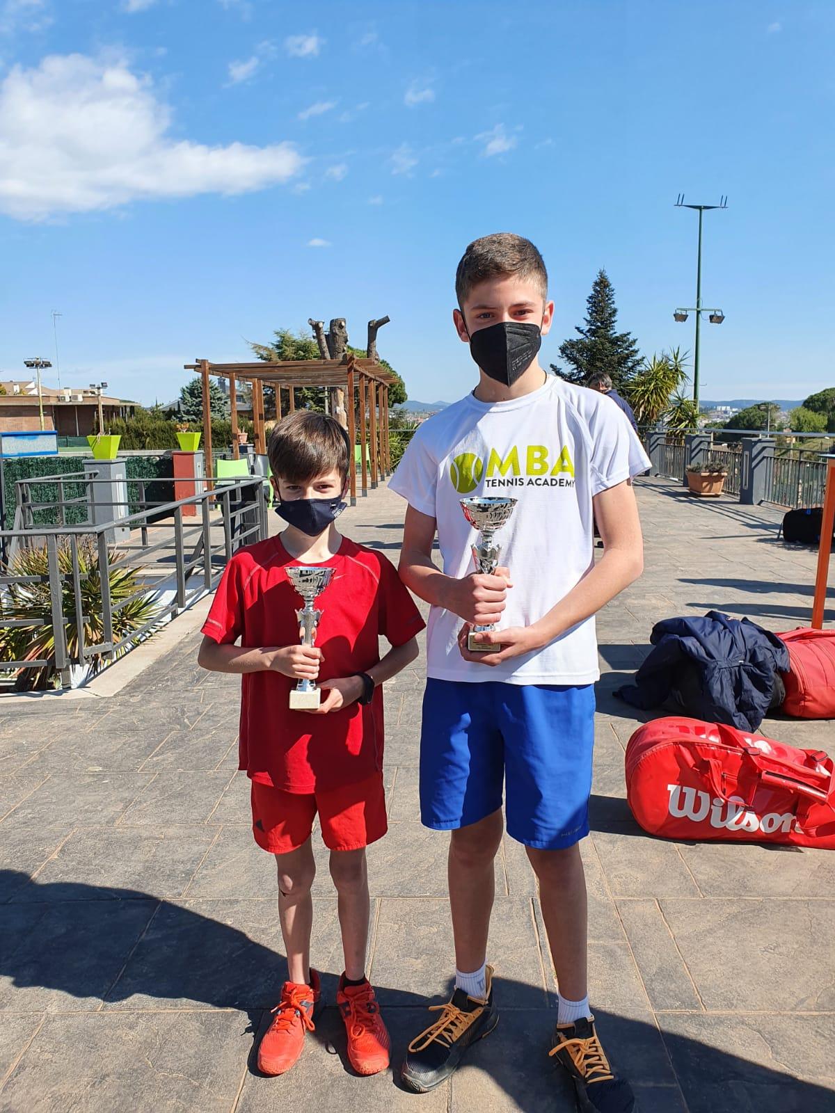 Hermanos Campillo campeones en el NCT Belulla