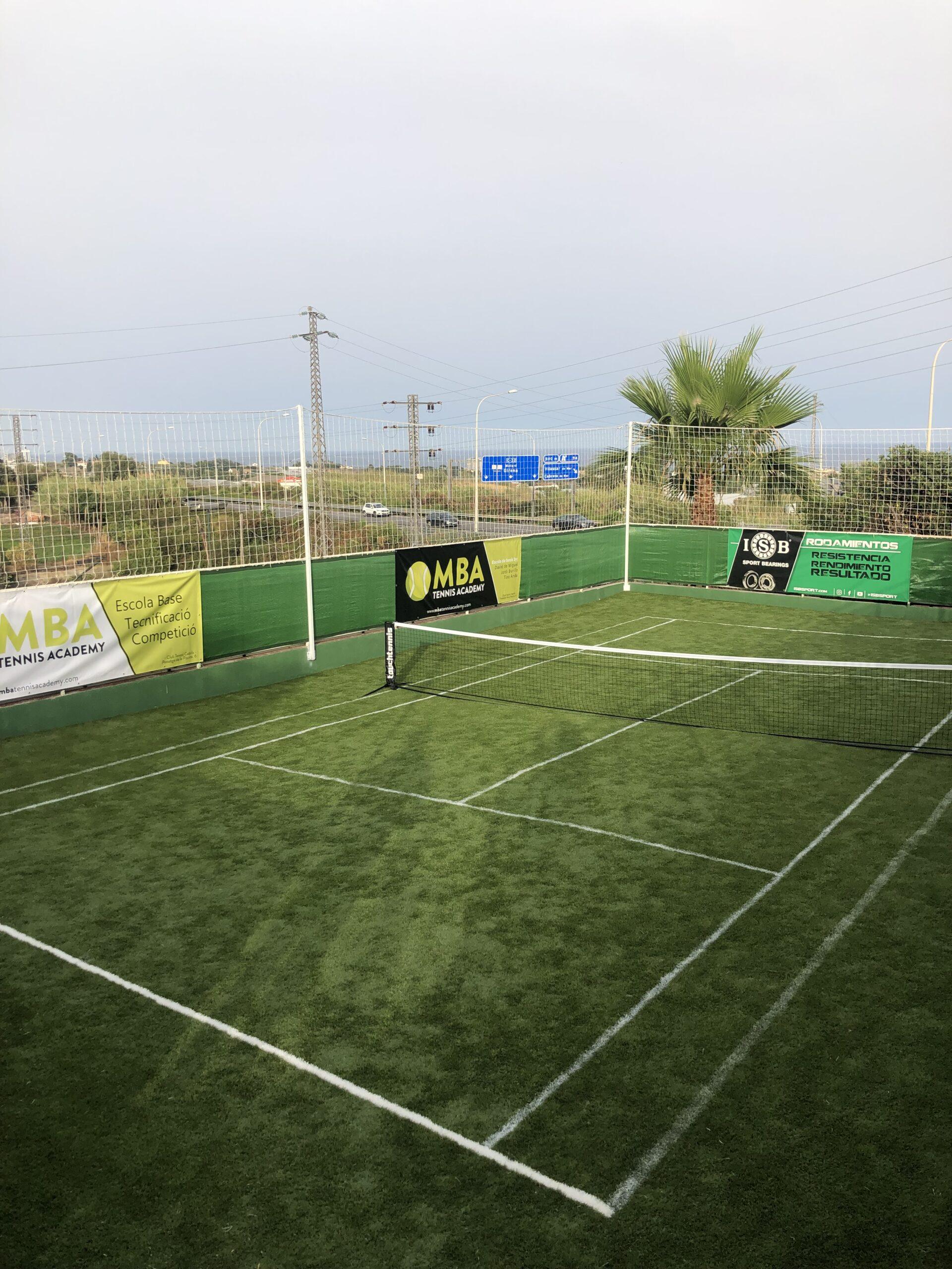Pista Touchtennis MBA Tennis Academy